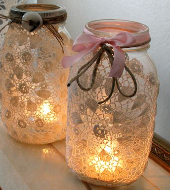 Stunning Mason Jar Tealight Ideas for Home Decor | Tealight Crafts
