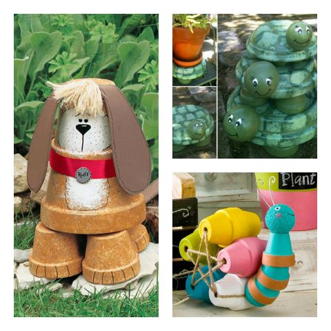 7 Adorable Diy Clay Pot Pets Craft Ideas Gotta Love Diy