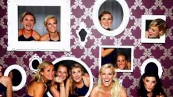 DIY Wedding Photo Booth Ideas