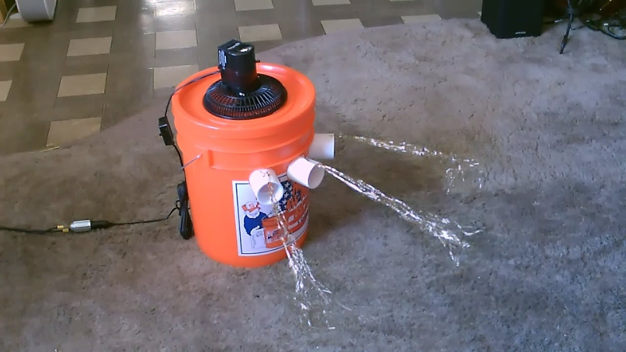 Homemade Diy Air Conditioner How Cool Is That